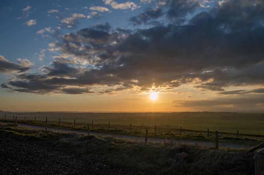 Marlborough Sunset