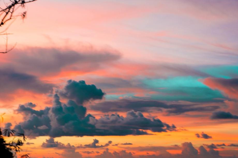 Taken during the golden hour @ Apo Reef Sablayan Occidental Mindoro, Philippines.