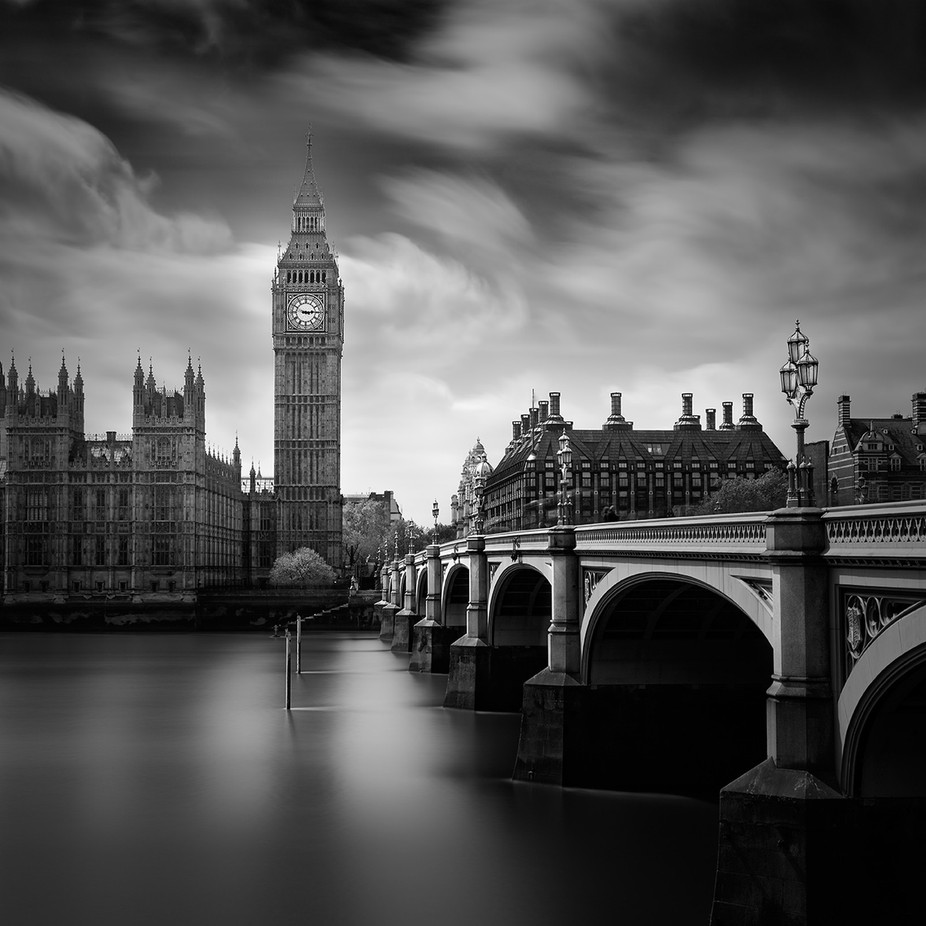 The Big Ben by stratigm - Europe Photo Contest