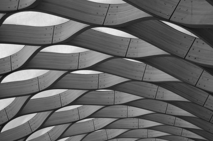 pattern by austinlawler - Ceilings Photo Contest