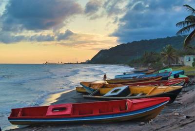 Fishing Boats, Little Ochie