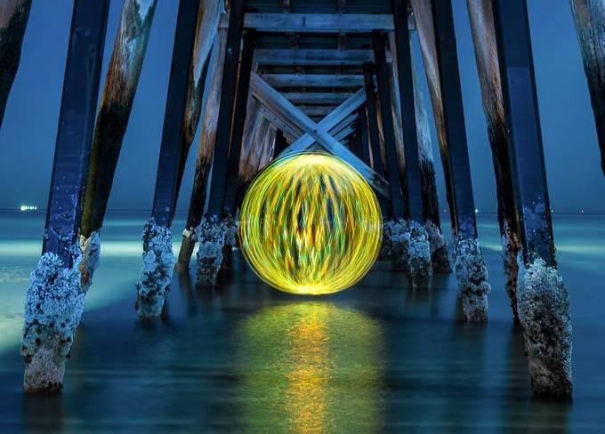 Orbi-wan-kenobi  by robjury - The View Under The Pier Photo Contest