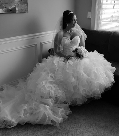 Sarah wedding