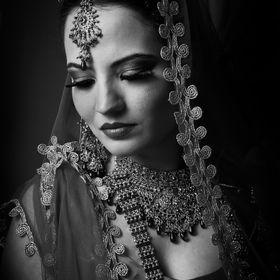 One light photography,Shot in Nikon D80, Indian bridal shoot is always an experimental and admirable.it gives an immense feeling of emotions and ...