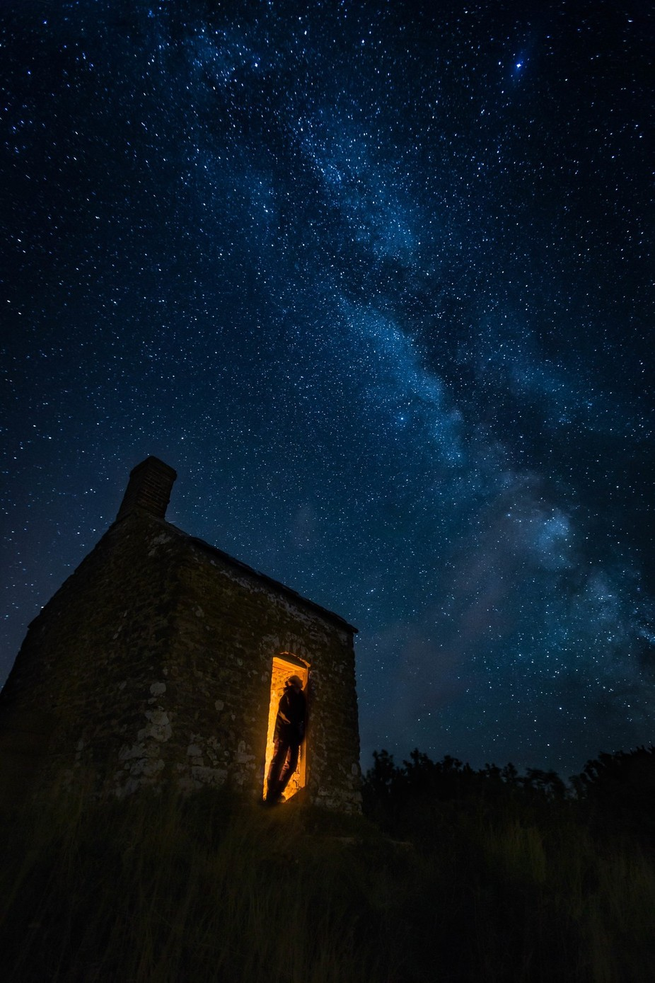 Heavens above by gesser - Night Wonders Photo Contest
