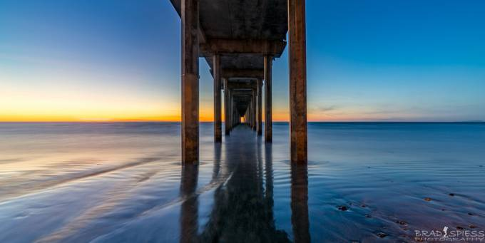 Tunnel Vision  by sdhiker - The View Under The Pier Photo Contest