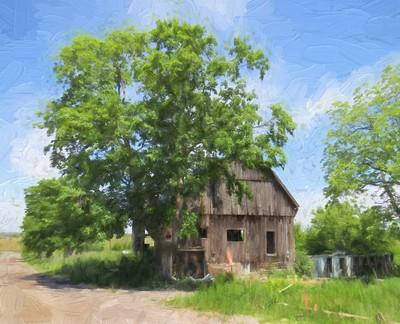 Ole Forgotten Barn