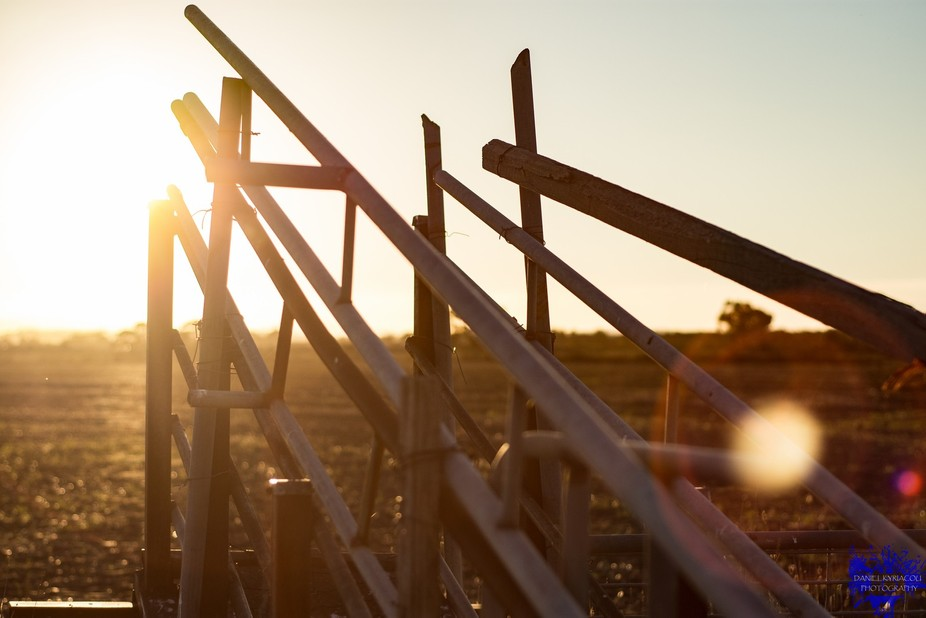 Ramp to the Sun