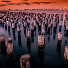 Princes Pier Sunrise
