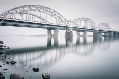 New Darnystkyi Bridge | Kiev, Ukraine 2015
