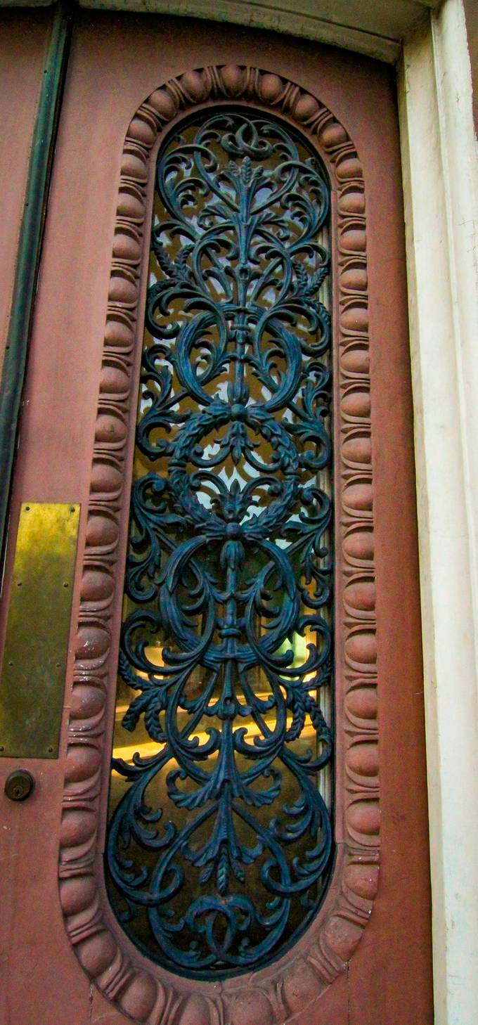 Door in historic Charleston, SC. I'm so lucky to live in such a great city to photograph.