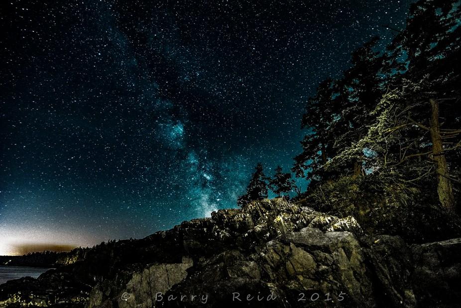 Stargazing at Vesper Point