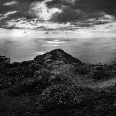La Merica Plateau, La Gomera