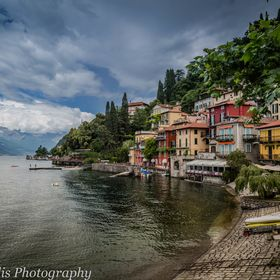 Visit to Lake Como, came across this lovely place called Varenna