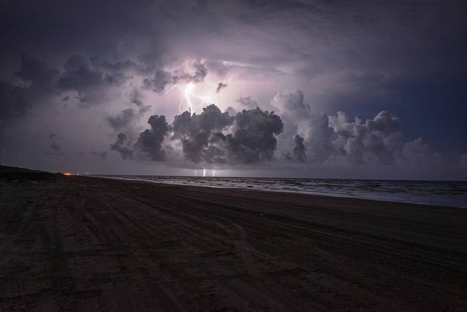 Gulf Coast Storms by Hoov - A Storm Is Coming Photo Contest