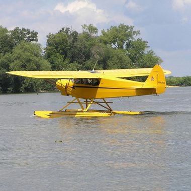 cub on floats