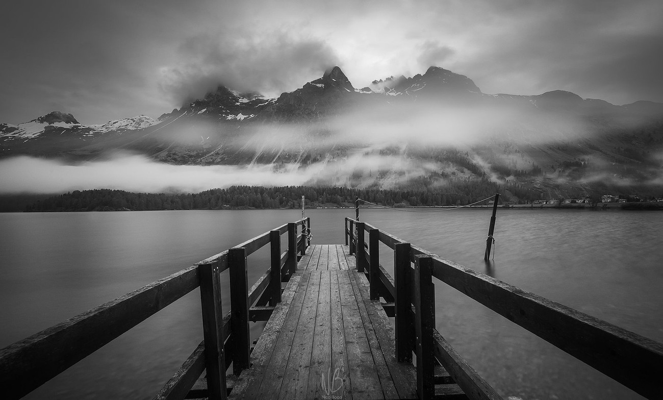 58 Beautiful Moments Captured In B&W