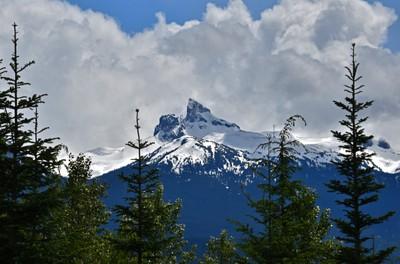 Black Tusk Whistler British Columbia