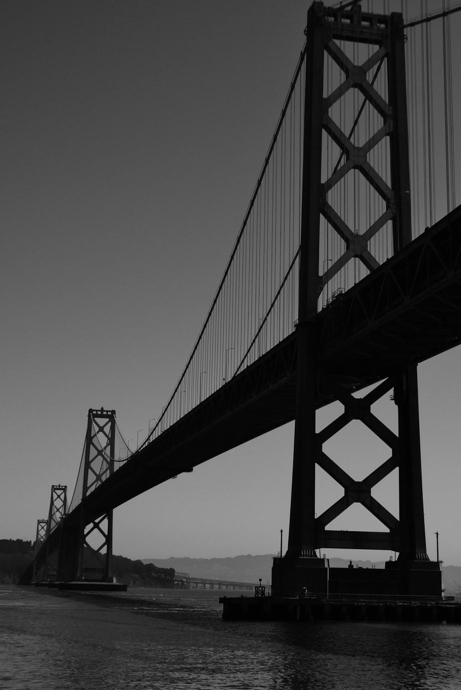 Long View Bay Bridge and Treasure Island