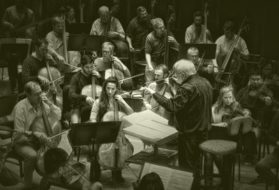 DSO Rehearsal