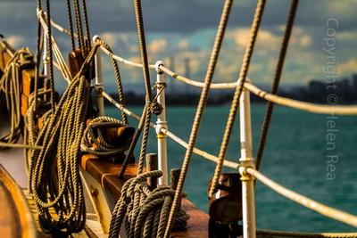 Bay Sailing II