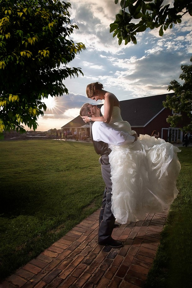 into his arms by LoriLynnn - Here Comes The Bride Photo Contest