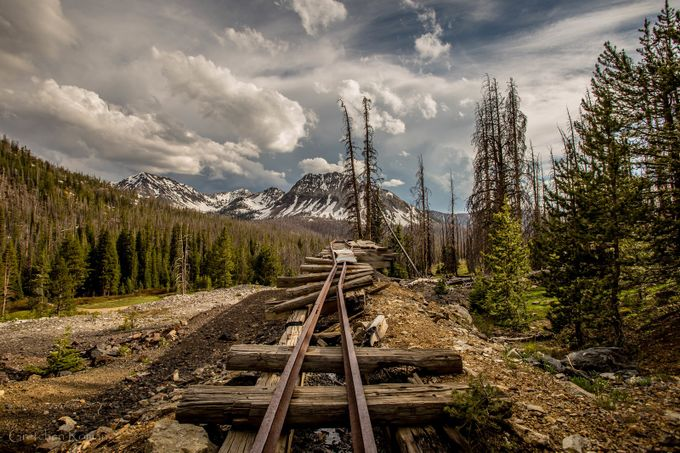 Idaho Gold by tgroman - Empty Railways Photo Contest