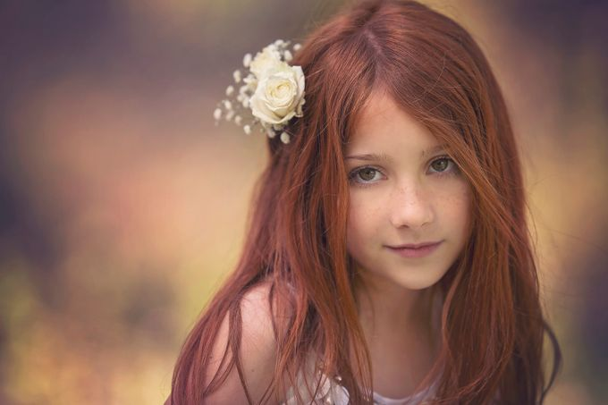 Beautiful Red! by CourtneyBlissett - Long Hair Photo Contest