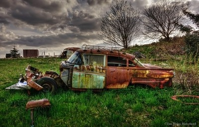 Old Ford.