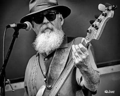 Bass Guitar Blues