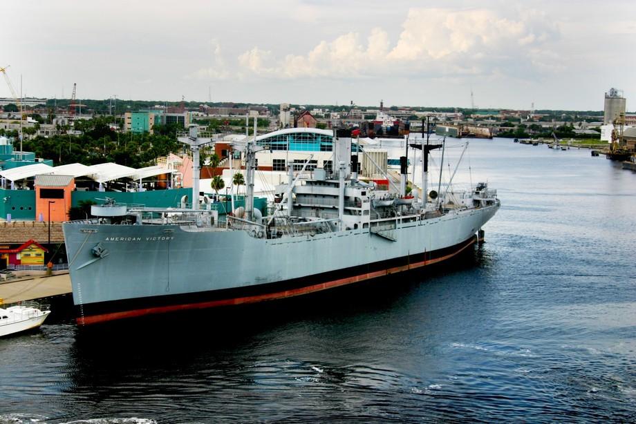 Liberty ship American Victory