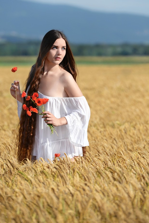Summer in bloom by Prijaznica - Female Seduction Photo Contest