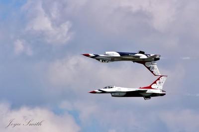 Thunderbirds!