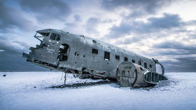 Sólheimasandur Plane Crash by ChristopherLH - Large Photo Contest