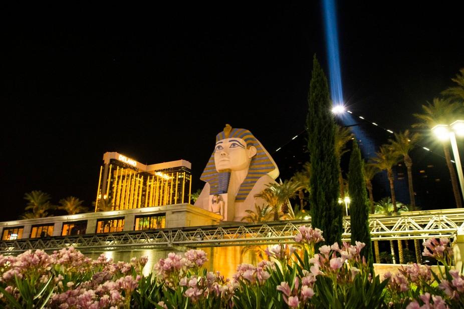Luxor Casino in Las Vegas