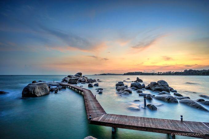 Path to the Rock by yenaingwynn - Promenades And Boardwalks Photo Contest