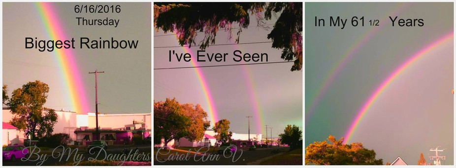 Best ever SUPER Rainbow