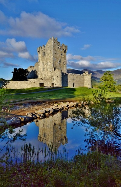 Ross Castle Reflection
