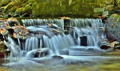 Under the bridge, near Torc Waterfall, Killarney, Ireland