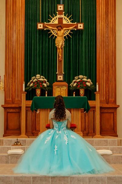 Quinceañera Prayer
