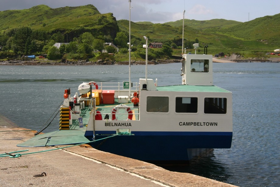 Isle of Luing Ferry