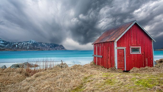 Weather and Time is no Obstacle by Mbeiter - 500 Stormy Clouds Photo Contest