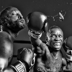 As a professional portrait photographer my subjects are almost always still. But after making a portrait of pro boxer Dewayne Beamon (6-0) some t...