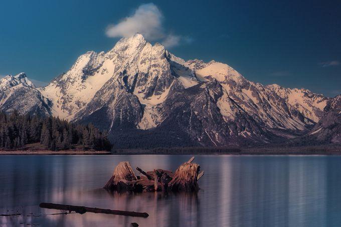 Jackson Lake - Grand Teton National Park by marcobertazzoni - Monthly Pro Vol 24 Photo Contest
