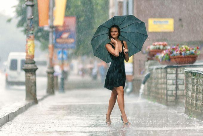Summer rain by WWWest - Get Wet Photo Contest