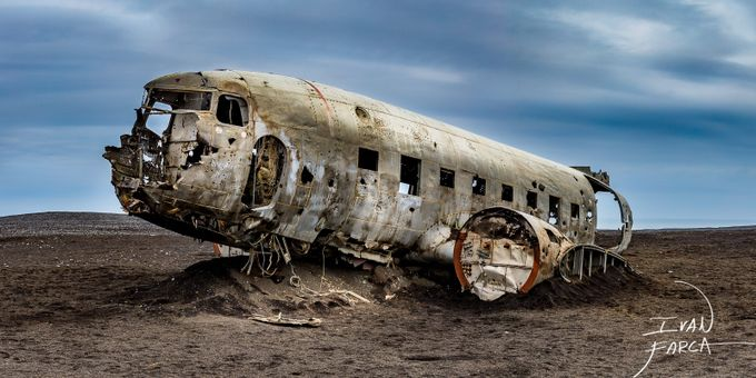 DC-3 Wreckage  by ifarca - Aircraft Photo Contest