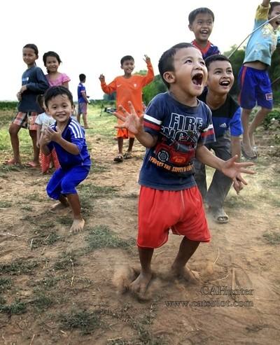 HAPPY - Cambodia