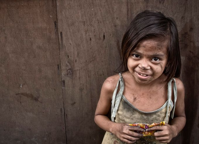 Portraits In Poverty Series-13 by VinnieJamesPetti - Feeling Hope Photo Contest