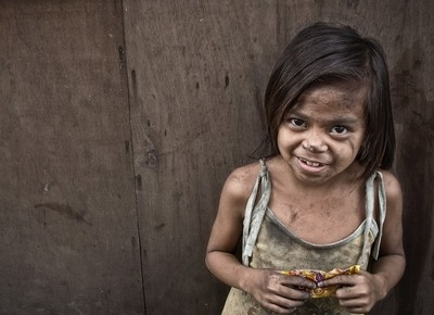 Portraits In Poverty Series-13