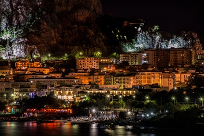 Cefalu by night 2